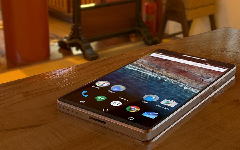 Smartphone Android Vole
